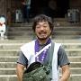 最後に、同行して下さった亀田さん。お疲れ様でした。