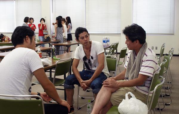 監督・プロデューサーグループ