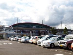 久しぶりの高松空港