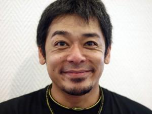 イイ笑顔をされています!吉永さん!