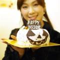 千さんのケーキはハロウィンケーキ♪