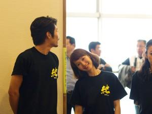 この写真見ると、こっちも同じ笑顔になります。花澄さん。