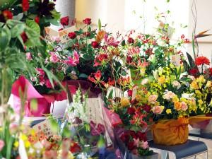 お花もたくさん!