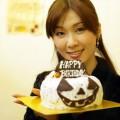 このケーキについては後日・・・。千さん。