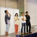 今日(2012/5/13)もトークショーありますよ!