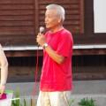 実行委員会委員長の松山さん