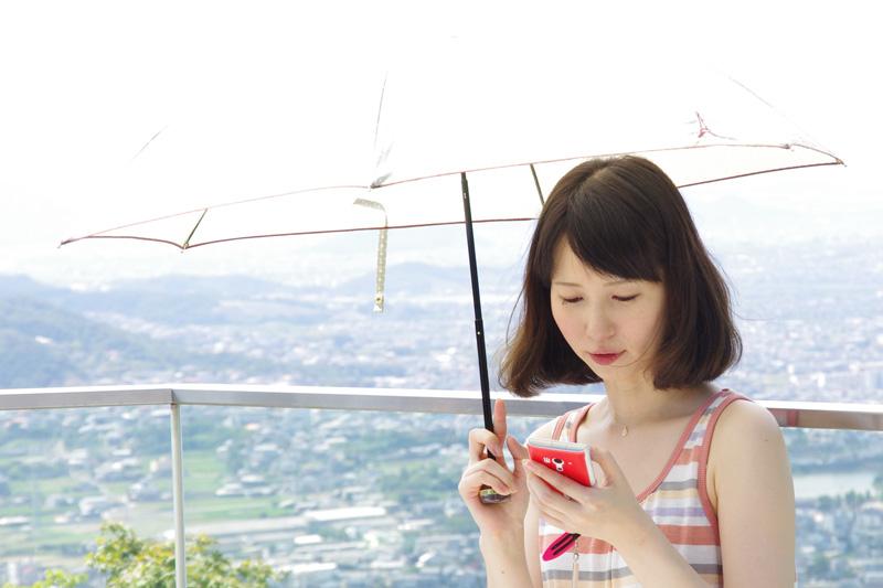 AjiiCM第三弾出演女優の花澄さん