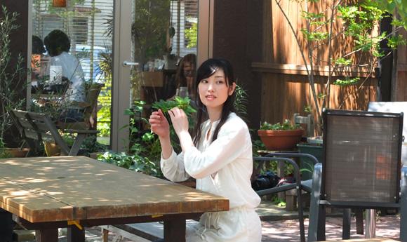 小野まりえさん@cafe DUCE