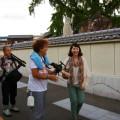 爆笑の藤里一郎さんと花澄さん