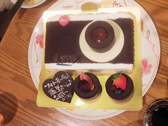 ライカケーキ