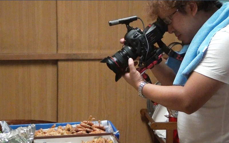 撮影してるだけでお腹が減ってきそうですよね