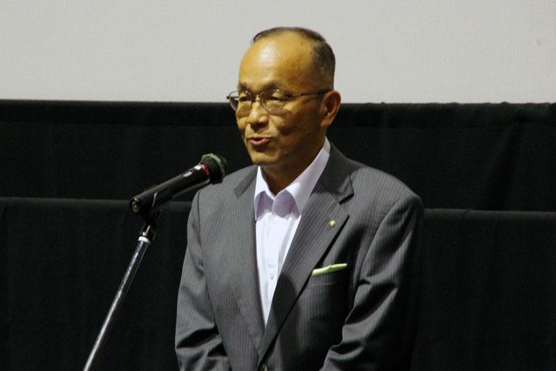 天雲香川県副知事