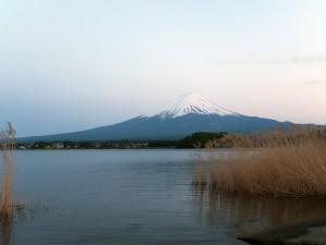 富士山がお迎えしてくれますよ!